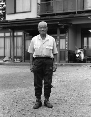 外舘健太郎さん 岩手県野田村 Japan