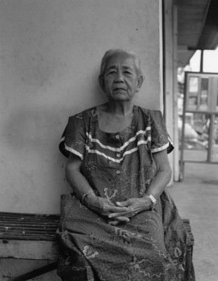 Philippines Panay San Jose woman1