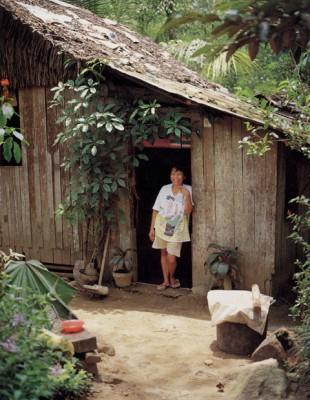 philippines Zamboanga woman1