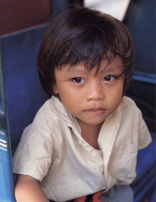 philippines Zamboanga One little boy1
