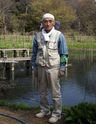 松田仁松さん 千葉市川 Japan