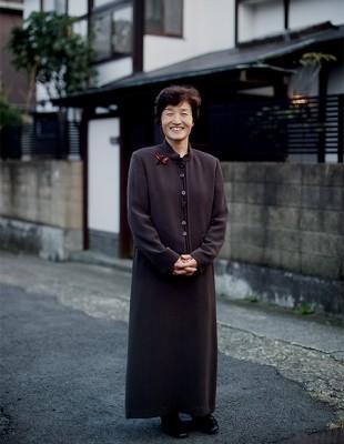 萩原 法子さん 市川 Japan