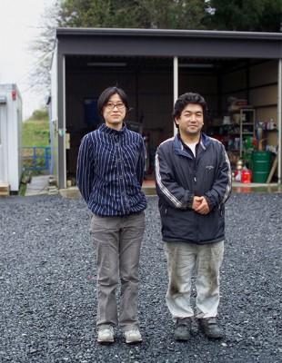 大塚仁・美香子夫妻 茨城県土浦市 Japan