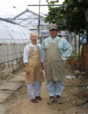 栗原健さん夫妻 千葉県市川市 Japan