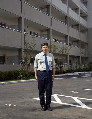 上野純さん 神奈川県横浜 Japan