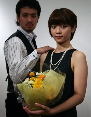 須田真由美さん 千葉県市川市 Japan