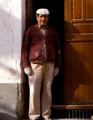 Painter  Spain